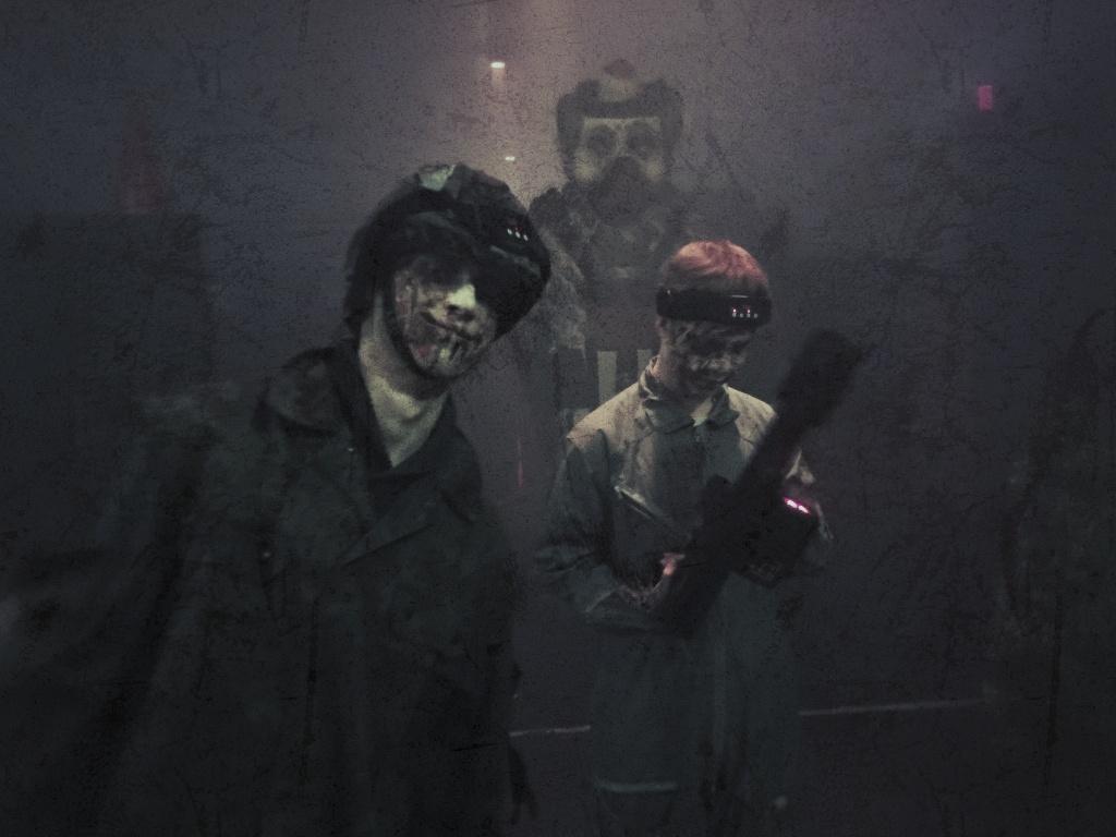 Zombie Rollenspiel